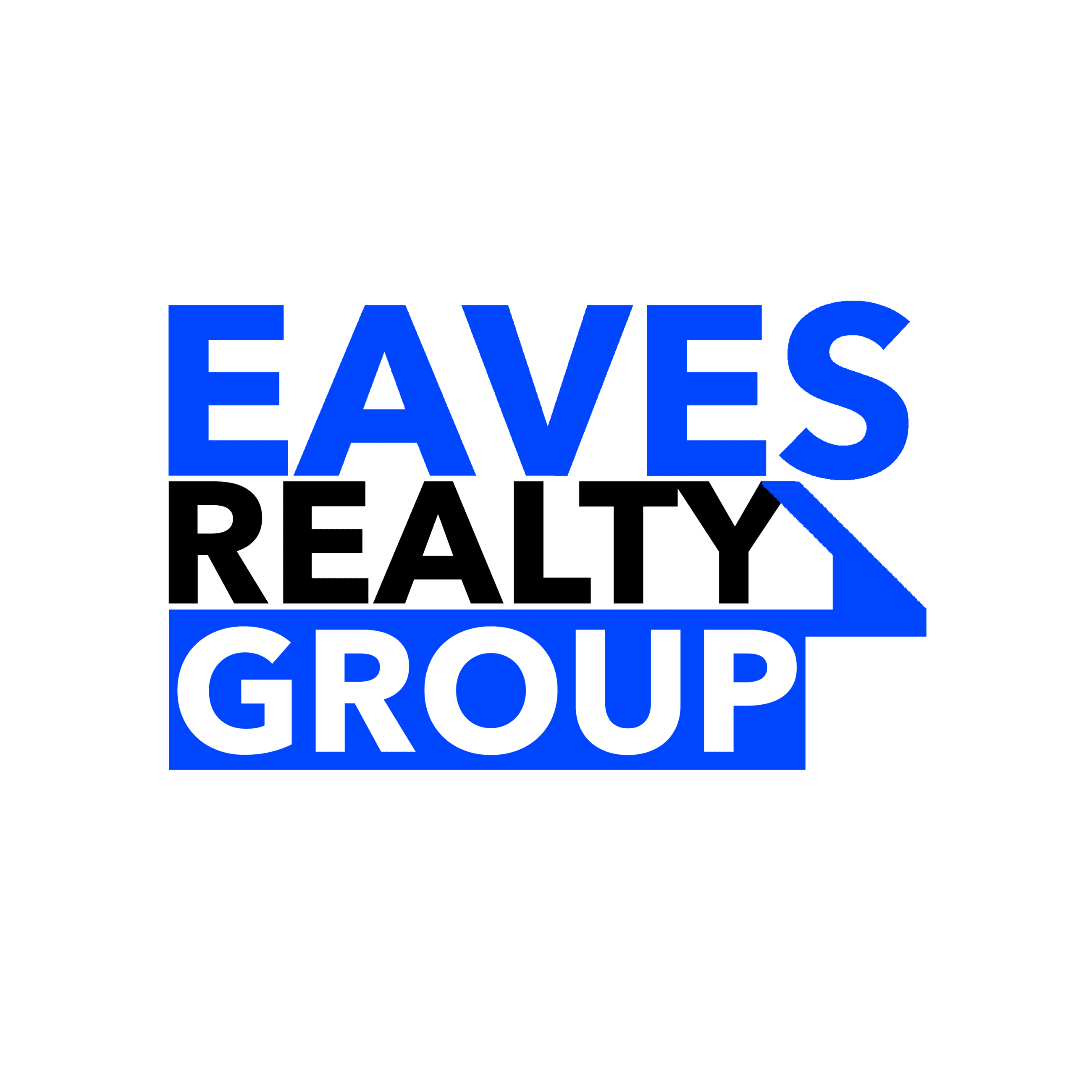Eaves Realty Group White Background
