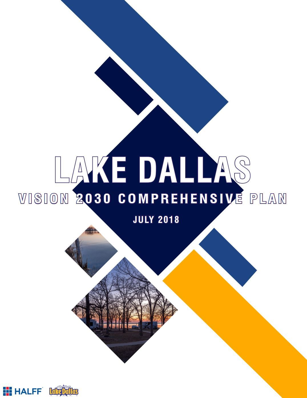 Vision Lake Dallas 2030 Comprehensive Plan   Lake Dallas ...