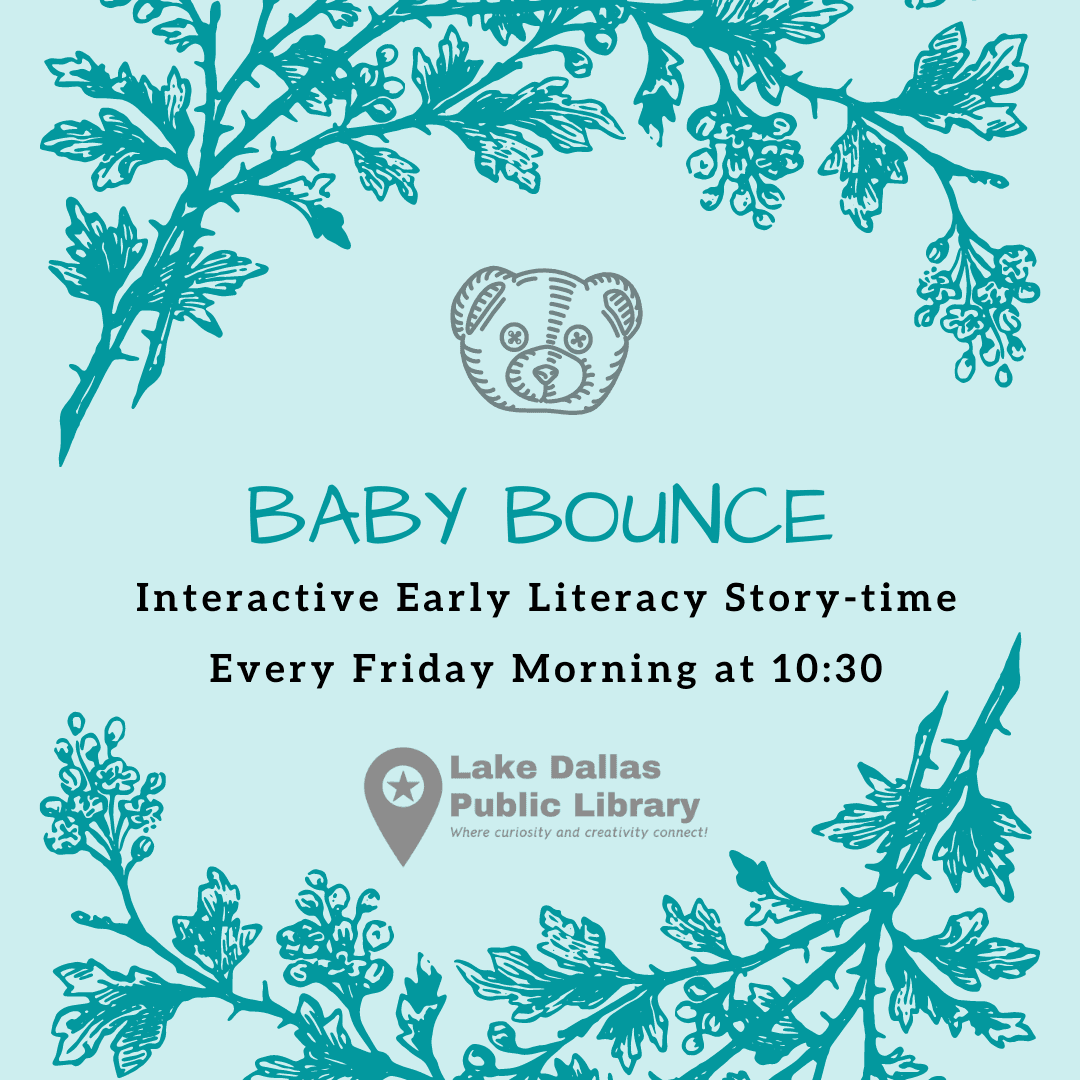 Baby Bounce Social Graphic